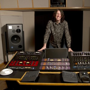 Mike Wells in his Dangerous Music Equipped LA Mastering Room